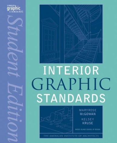 Interior Graphic Standards Student Edition: Maryrose Mcgowan