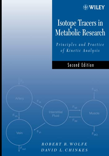 9780471462095: Isotope Tracers in Metabolic Research: Principles and Practice of Kinetic Analysis