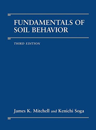9780471463023: Fundamentals of Soil Behavior