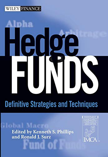9780471463092: Hedge Funds: Definitive Strategies and Techniques
