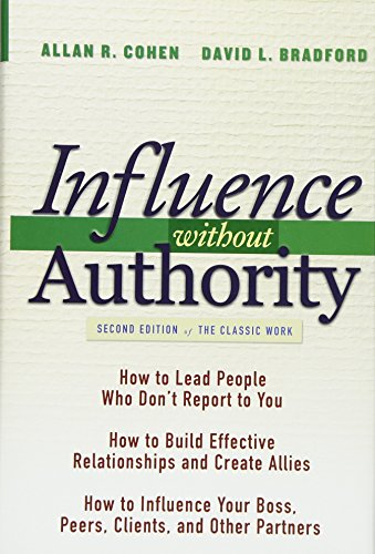 9780471463306: Influence without Authority