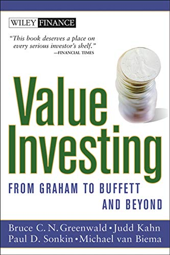 9780471463399: Value Investing: From Graham to Buffett and Beyond (Wiley Finance)