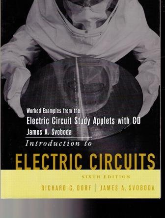 9780471463443: Worked Examples from the Electric Circuit Study Applets