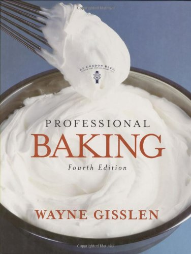 9780471464273: Professional Baking, College Version with CD-Rom, 4th Edition