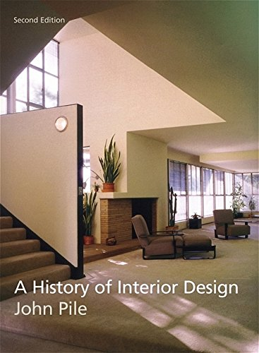 A history of interior design by pile john f wiley for History of interior design