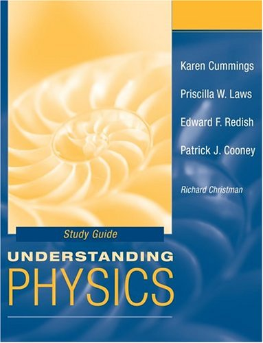 9780471464402: Student Study Guide to accompany Understanding Physics
