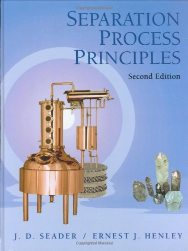 9780471464808: Separation Process Principles