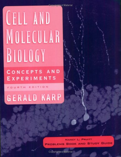 9780471465928: Study Guide to accompany Cell and Molecular Biology: Concepts and Experiments, 4th Edition