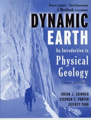 9780471465966: The Dynamic Earth, Student Companion