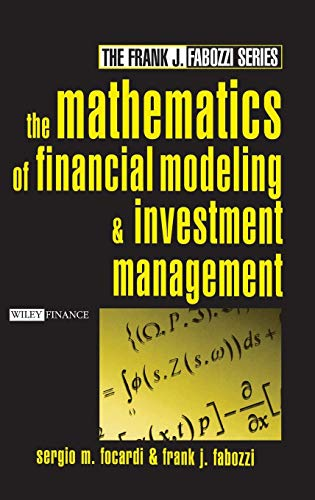 9780471465997: The Mathematics of Financial Modeling and Investment Management