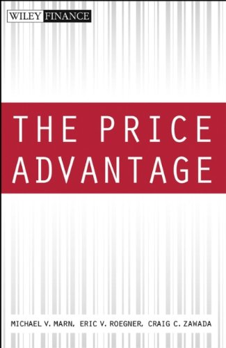 9780471466697: The Price Advantage (Wiley Finance Series)