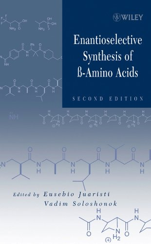 9780471467380: Enantioselective Synthesis of Beta-Amino Acids