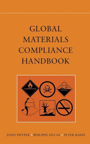 9780471467397: Global Materials Compliance Handbook