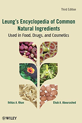 9780471467434: Leung's Encyclopedia of Common Natural Ingredients: Used in Food, Drugs and Cosmetics