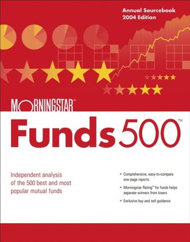 9780471468523: Morningstar Funds 500: Annual Sourcebook