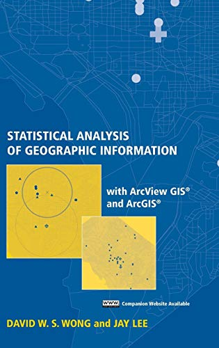 9780471468998: Statistical Analysis of Geographic Information with ArcView GIS And ArcGIS