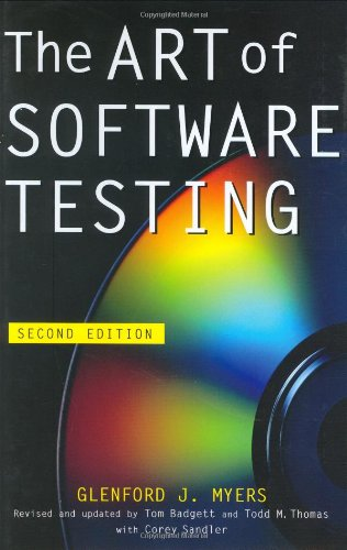 9780471469124: The Art of Software Testing, Second Edition