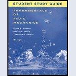 9780471469254: Fundamentals of Fluid Mechanics: Student Study Guide to 4r.e.