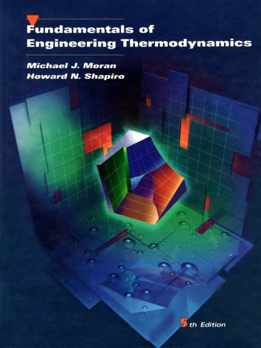 9780471469322: Fundamentals of Engineering Thermodynamics