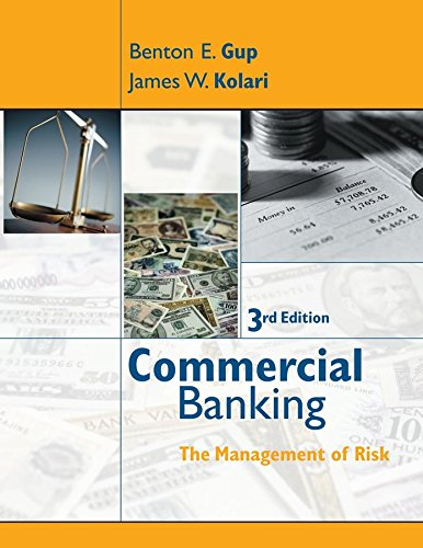 9780471469490: Commercial Banking: The Management of Risk