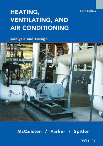 9780471470151: Heating, Ventilating, and Air Conditioning: Analysis and Design
