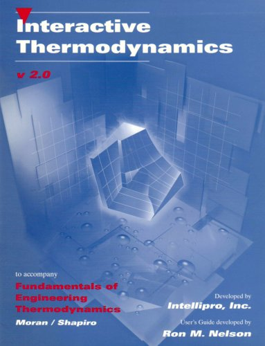 9780471470977: Fundamentals of Engineering Thermodynamics, Interactive Thermo 2.0 w/ User's Guide