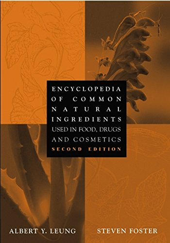 9780471471288: Encyclopedia of Common Natural Ingredients: Used in Food, Drugs, and Cosmetics