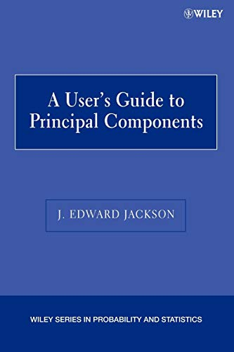 9780471471349: A User's Guide to Principal Components (Wiley Series in Probability and Statistics)