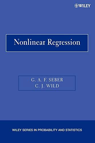 9780471471356: Nonlinear Regression