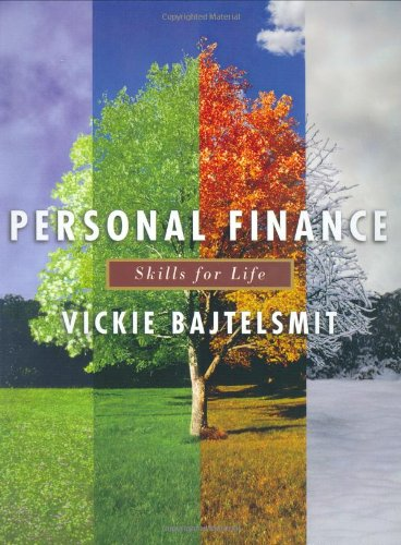 9780471471516: Personal Finance: Skills for Life