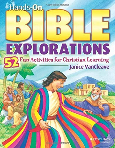 9780471472018: Hands-On Bible Explorations: 52 Fun Activities for Christian Learning