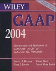 9780471472407: Wiley GAAP 2004, (Book and CD ROM Set): Interpretation and Application of Generally Accepted Accounting Principles (Wiley Gaap (Book & CD-Rom))