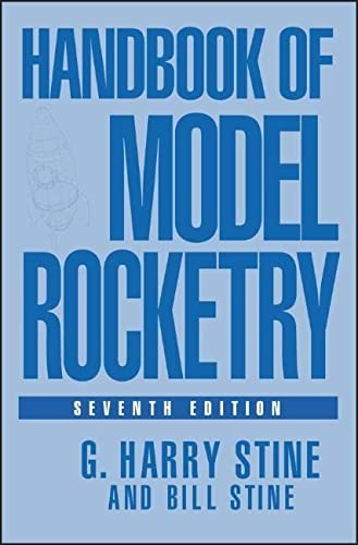 9780471472421: Handbook of Model Rocketry (Mechanical Engineering)