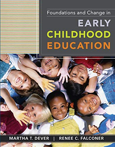 9780471472476: Foundations and Change in Early Childhood Education