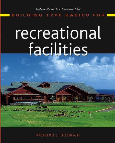 9780471472605: Building Type Basics for Recreational Facilities