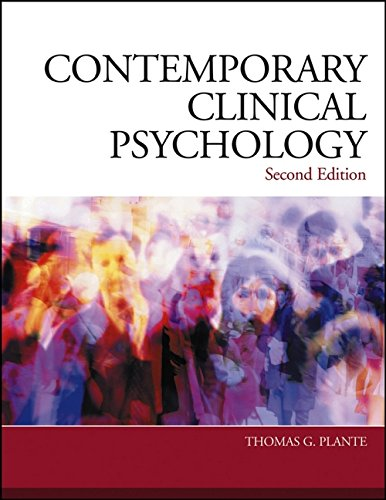 9780471472766: Contemporary Clinical Psychology