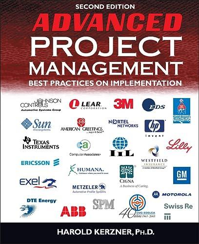9780471472841: Advanced Project Management: Best Practices on Implementation