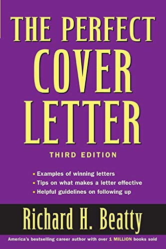 9780471473749: The Perfect Cover Letter