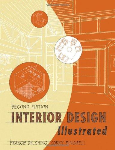 9780471473763: Interior Design Illustrated 2nd Edition