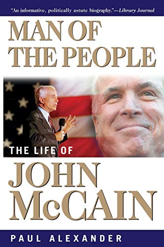 9780471475453: Man of the People: The Life of John McCain