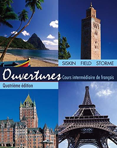 9780471475477: Ouvertures: Cours Intermediaire de Francais
