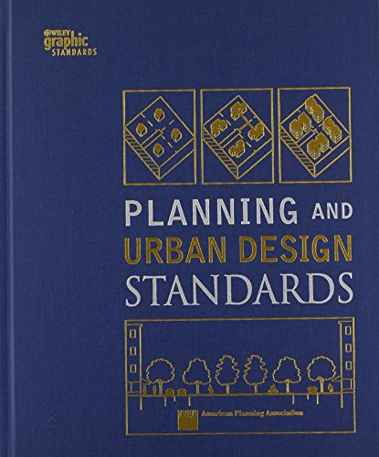 9780471475811: Planning and Urban Design Standards