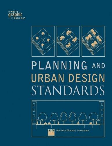 9780471475811: Planning and Urban Design Standards