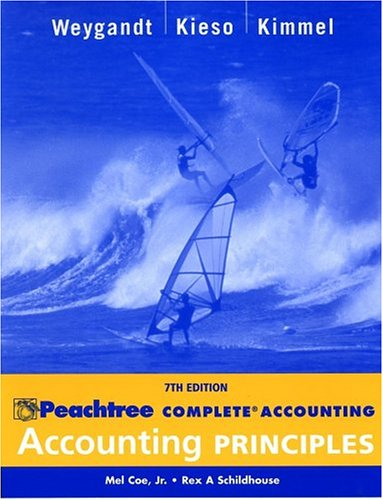 Peachtree Complete Accounting Workbook: Accounting Principles, Seventh: Jerry J. PhD,
