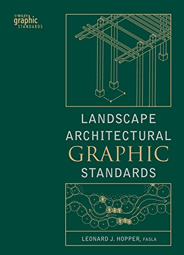 9780471477556: Landscape Architectural Graphic Standards