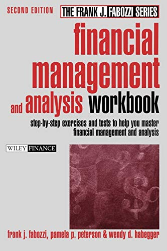 9780471477617: Financial Management and Analysis Workbook: Step-by-Step Exercises and Tests to Help You Master Financial Management and Analysis