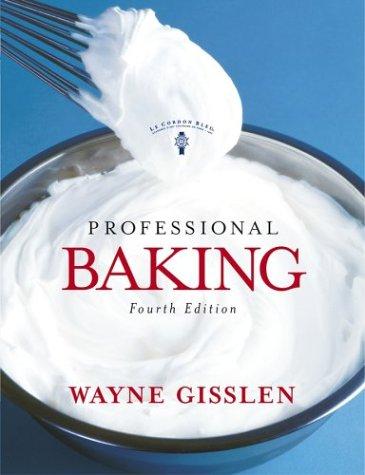 9780471477761: Professional Baking