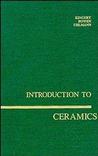9780471478607: Introduction to Ceramics, 2nd Edition