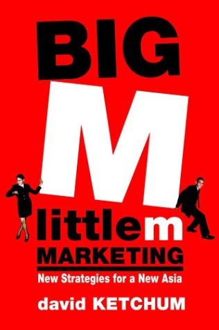 9780471479239: Big M, little m Marketing: New Strategies for a New Asia