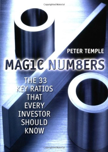 9780471479246: Magic Numbers: The 33 Key Ratios That Every Investor Should Know